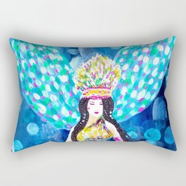 High Priestess Rectangular Pillow