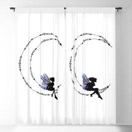 Fae Dreams Blackout Curtain