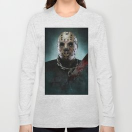 Jason Voorhees Long Sleeve T-shirt
