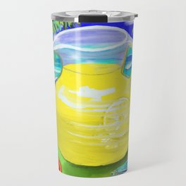 Lemon Paradise Travel Mug