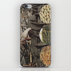 Collage No.52 iPhone & iPod Skin