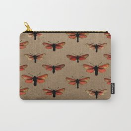 In This Direction (Brown Background) Carry-All Pouch