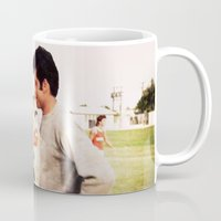 grease Mugs featuring GREASE by VAGABOND
