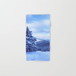 Winter Wonderland Hand & Bath Towel