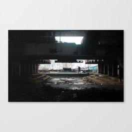 St. Peter's Seminary - Alter Canvas Print