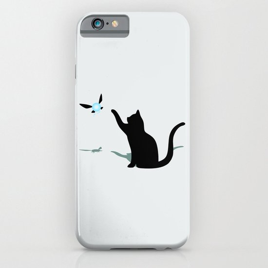 Cat and Navi iPhone & iPod Case