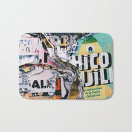 The Wild Posters (Color) Bath Mat