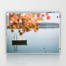 lake side view  Laptop & iPad Skin
