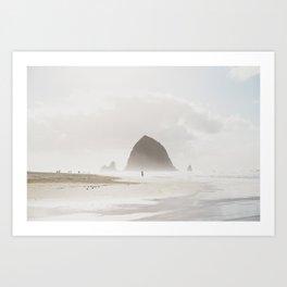 Cannon Beach Art Print