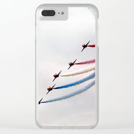 arrows Clear iPhone Case