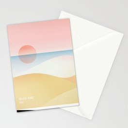 ※ Hawaii • Hulopoe Beach ※ Stationery Cards