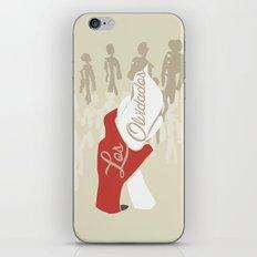 Los Olvidados iPhone & iPod Skin