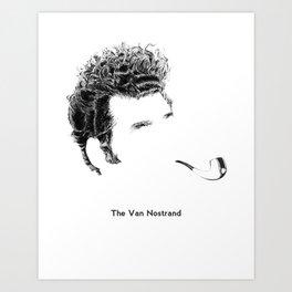 The Van Nostrand Art Print