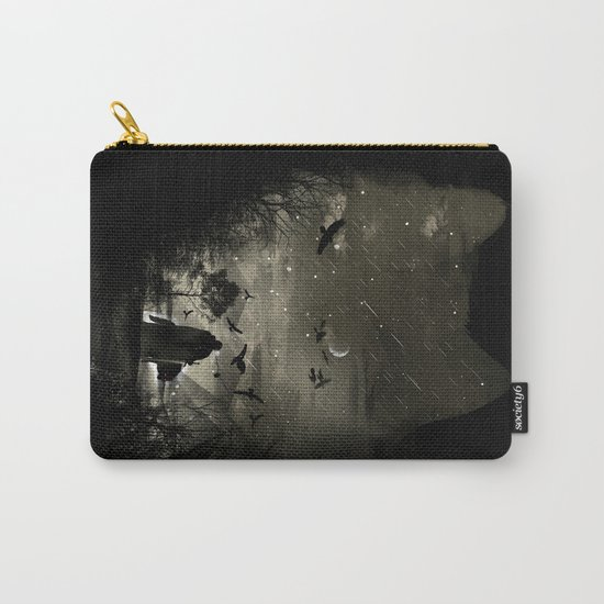 The Lord Crow Carry-All Pouch