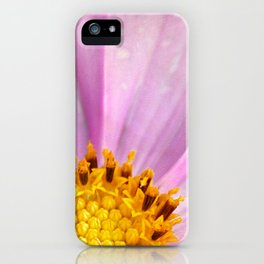 Pink Cosmo iPhone Case