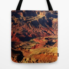Grand Canyon 3 Tote Bag