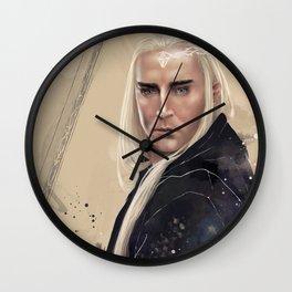 Thranduil Wall Clock
