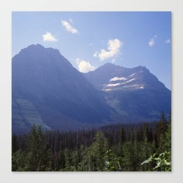 Hanging Valley Canvas Print