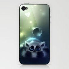 Forest Lemur iPhone & iPod Skin