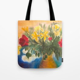 Great Flower Bouquet Tote Bag