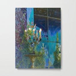 Versailles Underwater Metal Print