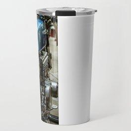 Suzki Blue Travel Mug
