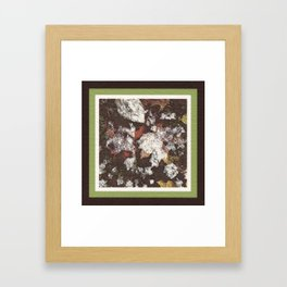 Forest Litter #2 Framed Art Print
