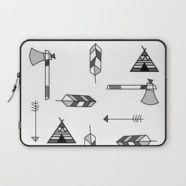 Pattern: Indian icon Laptop Sleeve