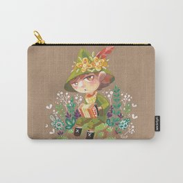 Snufkin playing Accordion Carry-All Pouch