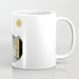 The Yellow Neighbourhood Coffee Mug