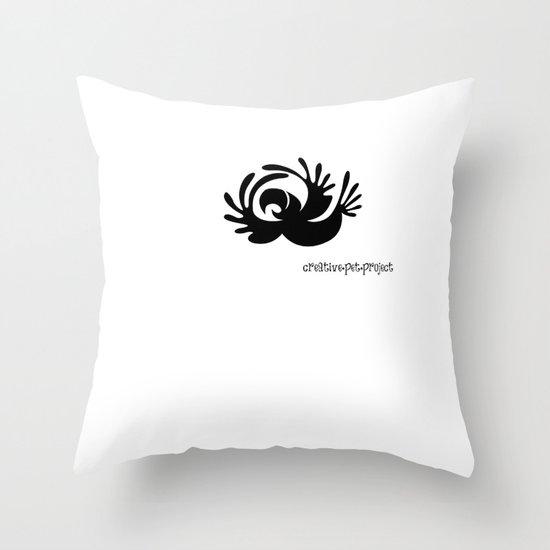 Parrot 2 Throw Pillow