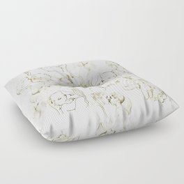 Forms Of Love Family Floor Pillow