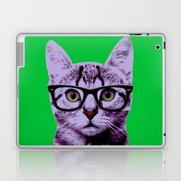 Warhol Cat 3 Laptop & iPad Skin