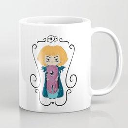 Octopus Girl Coffee Mug
