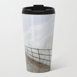 The Violence is Here Travel Mug