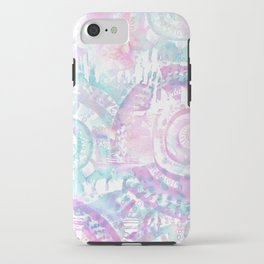 Amelie {Pattern 2A} iPhone Case
