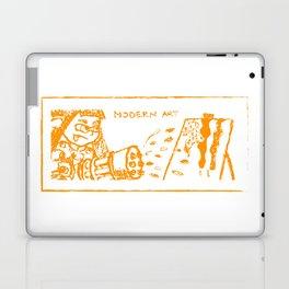 Modern art (splatoon) Laptop & iPad Skin