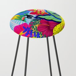Jungle Party Animals Counter Stool
