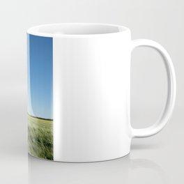 Old Grey Farm House Coffee Mug