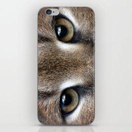 Caracal iPhone Skin