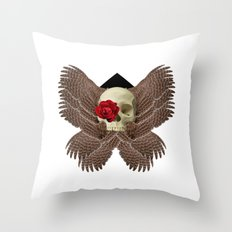 UNSEEN Throw Pillow