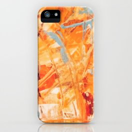 Abstract H1 iPhone Case