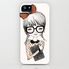 BOOKWORM Slim Case iPhone (5, 5s)