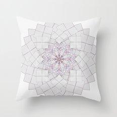 Nexus N°24 Throw Pillow