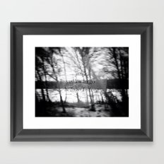 Robert Frost Framed Art Print