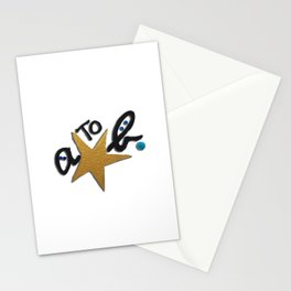 B FOR AGNES B - A STAR TO BE Stationery Cards
