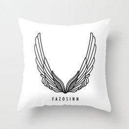Aile-X Siri Throw Pillow