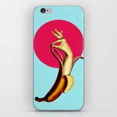 El Banana iPhone & iPod Skin