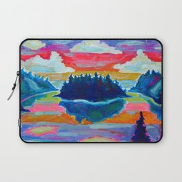 Summer Nights Laptop Sleeve