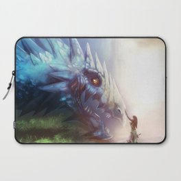 Taming the Dragon Laptop Sleeve
